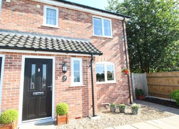 Thumbnail 3 bed property for sale in Queens Head Close, Thurlton