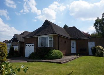 Thumbnail 2 bed detached bungalow for sale in Conchar Road, Sutton Coldfield