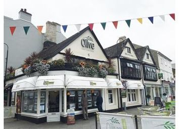 Thumbnail Restaurant/cafe for sale in Olive Tapas Eatery, 1-3 Wolborough Street, Newton Abbot, Devon