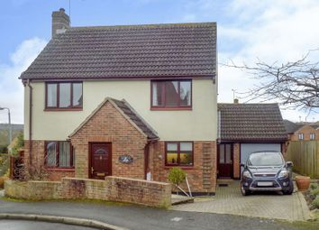 Thumbnail 3 bed detached house for sale in Home Ground, Royal Wootton Bassett, Swindon