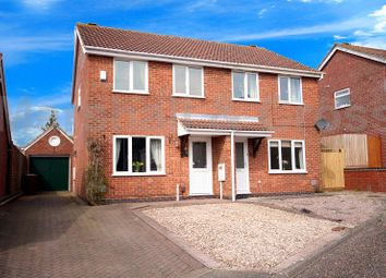 Thumbnail 3 bed semi-detached house to rent in East Rising, Northampton, Northamptonshire.