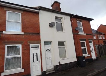 Thumbnail 2 bedroom terraced house for sale in Depot Street, Derby