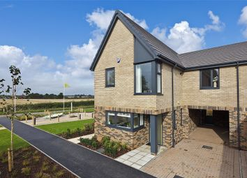 Thumbnail 3 bed link-detached house for sale in Plot 4, The Tate, Laureate Fields, Ferry Road, Felixstowe, Suffolk