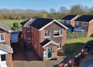 Thumbnail 4 bedroom detached house for sale in Loftsteads, Somersham, Huntingdon