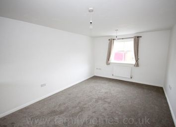 Thumbnail 2 bed flat for sale in Conqueror Drive, Gillingham