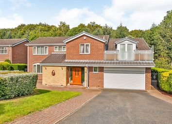 Thumbnail 5 bed detached house for sale in Longdean Park, Chester Le Street