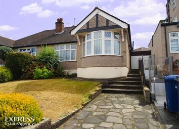 Thumbnail 2 bed semi-detached bungalow for sale in Haslemere Avenue, Barnet, Hertfordshire