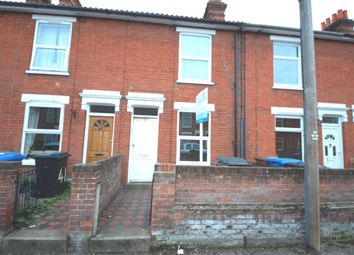 2 bed terraced house to rent in Rosebery Road, Ipswich, Suffolk IP4