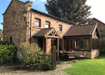 Thumbnail 2 bed detached house to rent in Newton Road, Tollerton, York