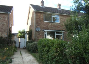 Thumbnail 2 bed end terrace house for sale in Upton Road, Tarring, Worthing, West Sussex