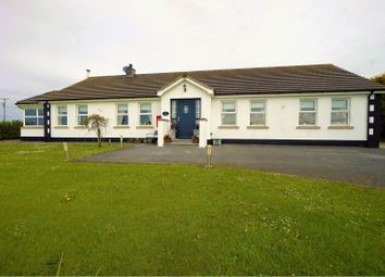 Thumbnail 4 bed detached bungalow for sale in Ballygalget Road, Portaferry