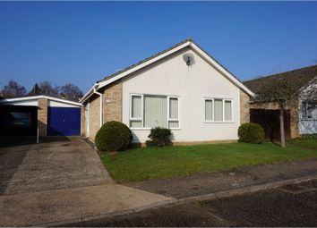 Thumbnail 2 bedroom detached bungalow for sale in St. Andrews Place, Woodbridge