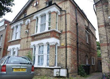 Thumbnail 3 bed flat to rent in Whittington Road, London