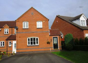 Thumbnail 3 bed semi-detached house for sale in Lark Rise, Uttoxeter