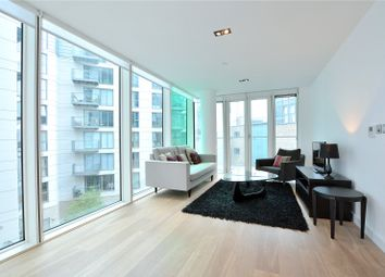 Thumbnail 2 bed flat to rent in Avantgarde Tower, London