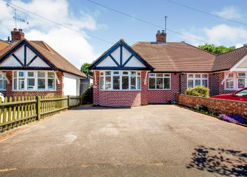Thumbnail 3 bedroom semi-detached bungalow for sale in Woodmere Avenue, Watford