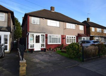 Thumbnail 3 bed semi-detached house for sale in Chadwell Heath Lane, Chadwell Heath, Romford