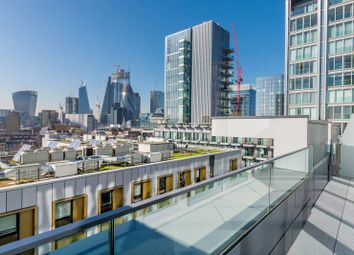 Thumbnail 3 bed flat for sale in Goodman's Field, Aldgate