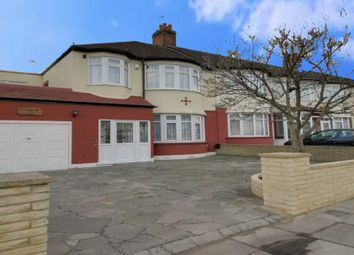 Thumbnail 4 bed end terrace house for sale in Hedge Lane, London