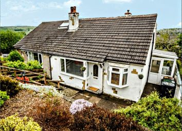 Thumbnail 2 bed semi-detached bungalow for sale in Dunkirk Rise, Riddlesden, Keighley