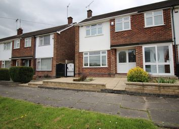 Thumbnail 3 bed semi-detached house to rent in Mount Nod Way, Mount Nod, Coventry
