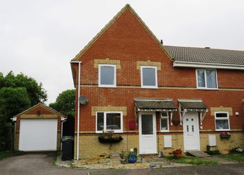 Thumbnail 3 bed end terrace house for sale in Pebble Close, Hayling Island