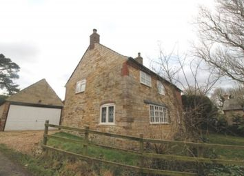 Thumbnail 4 bed detached house to rent in The Nook, Croxton Kerrial, Grantham