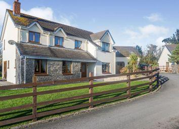 Thumbnail 4 bed detached house for sale in Reynalton, Kilgetty