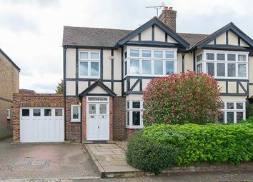 Thumbnail 4 bed semi-detached house to rent in Gerard Road, London
