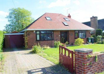 Thumbnail 4 bed detached bungalow for sale in Mill Lane, Camblesforth, Selby, North Yorkshire