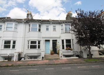 Thumbnail 3 bed terraced house for sale in Newmarket Road, Brighton, East Sussex