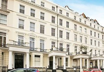 Thumbnail 2 bedroom property to rent in Somerset Court, Kensington, Lexham Gardens, London