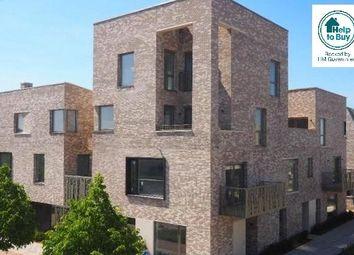 Thumbnail 1 bedroom flat for sale in Athena, Eddington Avenue, Cambridge