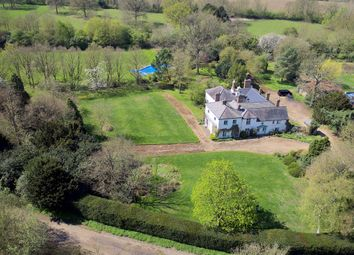 Thumbnail 8 bed country house for sale in St Leonards Lane, Nazeing