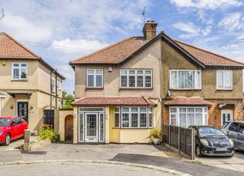 Thumbnail 3 bed semi-detached house for sale in Ewanrigg Terrace, Woodford Green