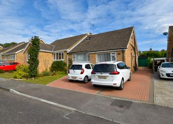 Thumbnail 4 bed semi-detached bungalow for sale in Downs View, Burham, Rochester