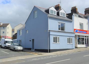 Thumbnail 3 bed maisonette for sale in Albert Road, Plymouth, Devon