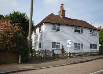 Thumbnail 3 bed detached house for sale in The Green, Saltwood, Hythe