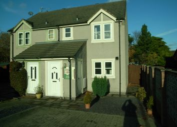 Thumbnail 2 bed semi-detached house to rent in Ffordd Terfyn, Bodelwyddan, Rhyl