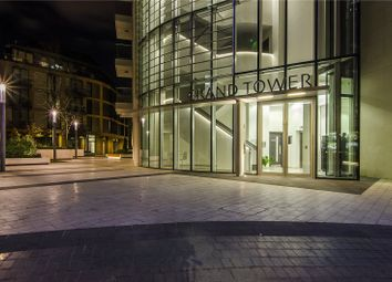 Thumbnail 1 bed flat for sale in Grand Tower, 1 Plaza Gardens, London