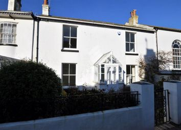 Thumbnail 4 bed terraced house to rent in Fore Street, Shaldon, Teignmouth, Devon