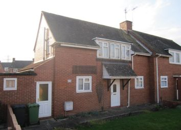 Thumbnail 3 bedroom semi-detached house to rent in Newport Road, Countess Wear, Exeter, Devon