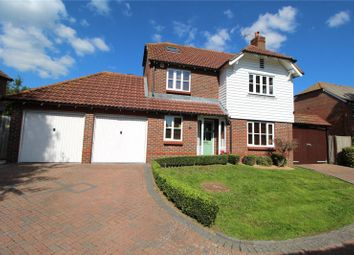 5 bed detached house for sale in Salvington Hill, High Salvington, Worthing, West Sussex BN13