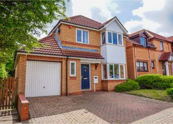 Thumbnail 4 bedroom detached house for sale in Mayditch Place, Bradwell Common
