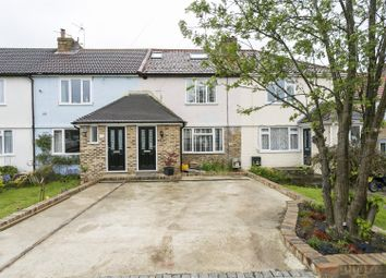 Thumbnail 3 bed terraced house for sale in Oxenhill Road, Kemsing, Sevenoaks