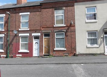 Thumbnail 2 bed terraced house for sale in Monsall Street, Basford, Nottinghamshire