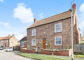 Thumbnail 4 bedroom detached house for sale in Beckside, Wilberfoss, York