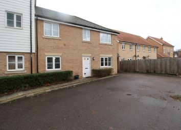 Thumbnail 2 bedroom flat to rent in Yew Tree Close, Mildenhall, Bury St. Edmunds