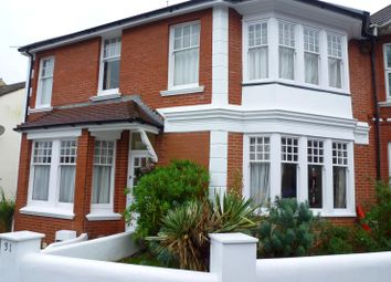 Thumbnail 4 bed semi-detached house to rent in Balfour Road, Brighton