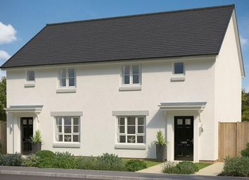 "Thumbnail 3 bedroom semi-detached house for sale in ""Wemyss"" at Mey Avenue, Inverness"